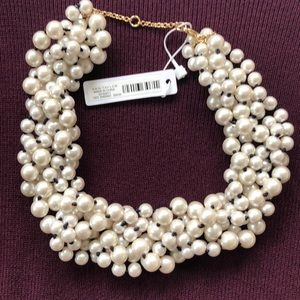Ann Taylor New with tags pearl statement